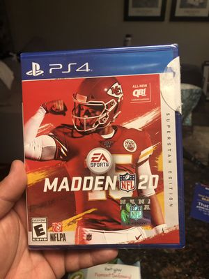 Madden 20 superstar Edition for Sale in Fremont, CA