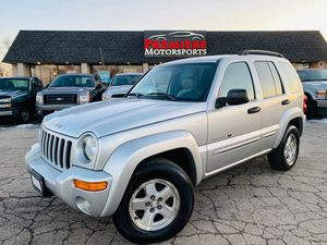 2003 Jeep Liberty for Sale in Plainfield, IL
