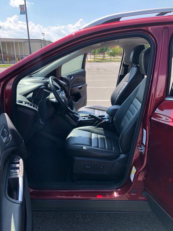 2016 Ford Escape Titanium Sport Utility 2.0L AWD