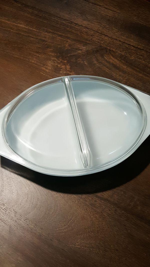 Pyrex Bowl .