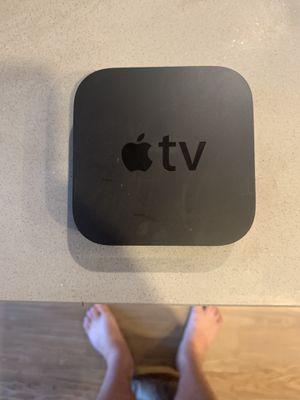 """Apple TV 3rd gen """"Rev A"""" model (A1469) for Sale in Seattle, WA"""