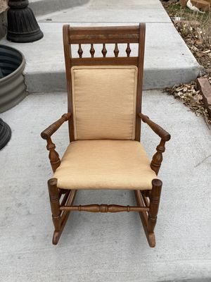 Antique Child's Rocking Chair for Sale in Westminster, CO