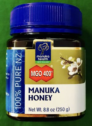 Manuka Health - MGO 400+ Manuka Honey! New. Pickup or have it shipped out for Sale in Roselle, NJ