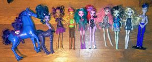Monster High doll lot for Sale in Woodbridge, VA