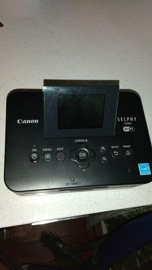 Canon mini photo printer for Sale in Fairfax, VA
