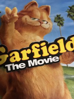 Garfield The Movie Dvd for Sale in Elma,  WA