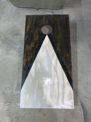 Cornhole board for Sale in Murfreesboro, TN