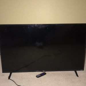 "40""in TCL Roku Tv for Sale in Euless, TX"