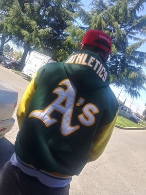 Athletics XL jacket for Sale in Fremont, CA