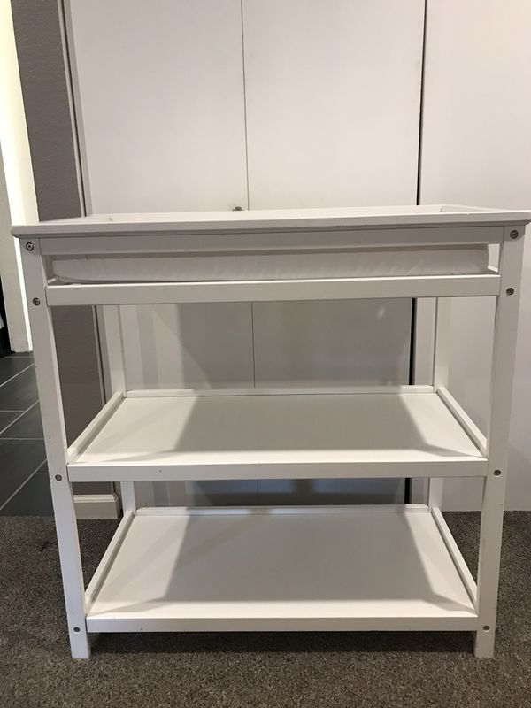 Changing table - great condition