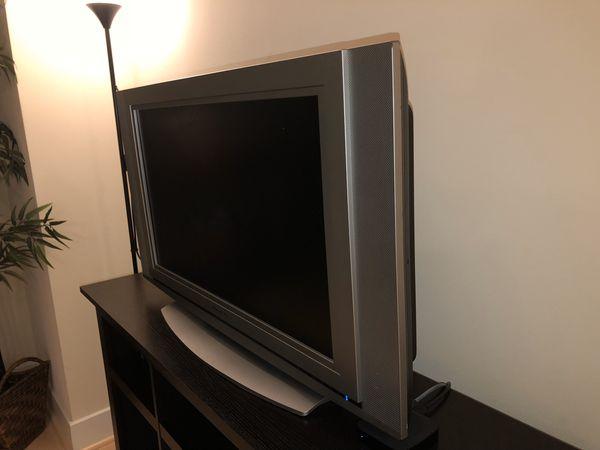 """38"""" TV - Good condition, no remote"""