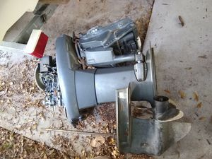 1999 Yamaha 40hp outboard for Sale in Tavares, FL