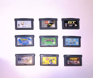 Nintendo Gameboy Advance Game Lot for Sale in Happy Valley, OR