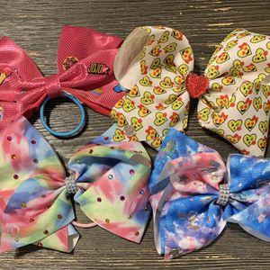 Jojo Siwa Bow Bundle for Sale in Buckeye, AZ
