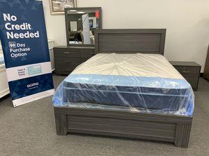 Queen bedroom set for Sale in Lehigh Acres, FL