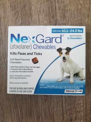Heartgard & Nexgard for Sale in Austin, TX