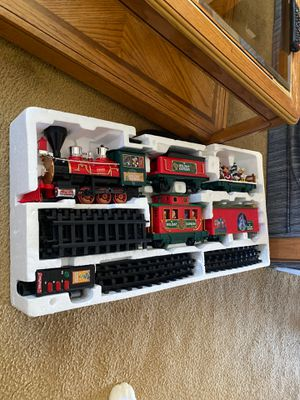 Disney Holiday Christmas Train Set for Sale in Torrance, CA
