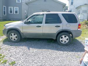 Ford Escape for Sale in Grafton, WV