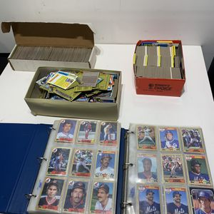 Lot of thousands of Baseball Cards for Sale in San Diego, CA
