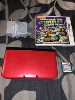 Nintendo 3DS xl (red) for Sale in Riverside, CA