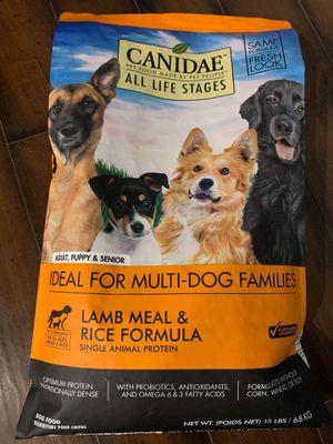 DRY DOG FOOD for Sale in Elk Grove, CA