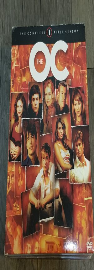 The O.C. - The Complete First Season (DVD, 2004, 7-Disc Set), Used for Sale in Aurora, CO