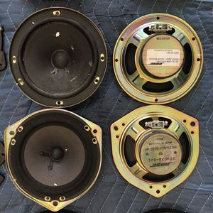 RSX type S BOSE speakers set (NEW) for Sale in South El Monte, CA