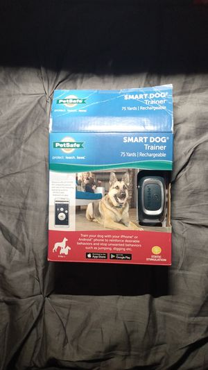 Petsafe smart dog trainer 75 yards for Sale in San Jose, CA
