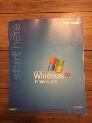 Windows XP Professional operating system for Sale in Brooklyn, NY