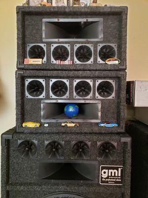 Gmi Sound Speaker. Very old-school. DJ Equipment. for Sale in Brooklyn, NY