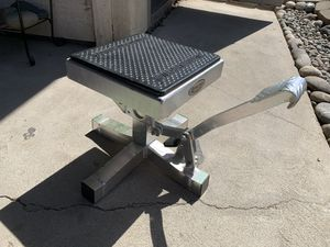 MotorSport Products Adjustable Dirt Bike Stand for Sale in Kennewick, WA