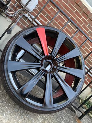 22 in rims for Sale in Baltimore, MD