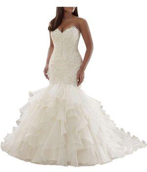 Wedding Dress - Size 8 for Sale in Las Vegas, NV