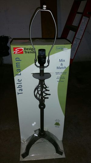 Table Lamp for Sale in St. Louis, MO