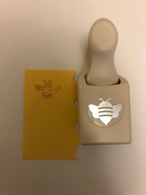 Martha Stewart Bee Paper Embossing Punch for Sale in Vancouver, WA