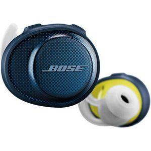 Bose soundsport free wireless in-ear headphones navy / citron for Sale in Carrollton, TX