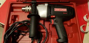 Craftsman 1/2inch Drill/Hammer drill for Sale in Anoka, MN