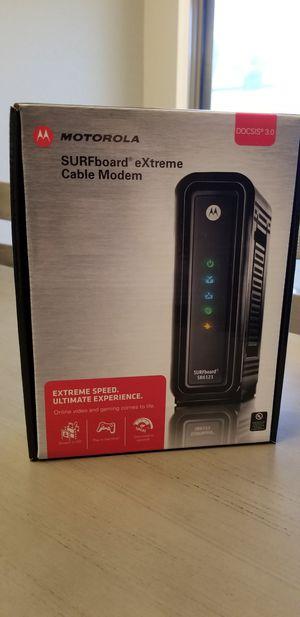 Motorola Surfboard SB6121 Modem for Sale in Phoenix, AZ