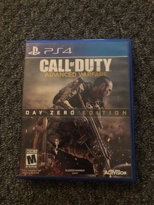 Call of duty advanced warfare PS4 game for Sale in Saint James, MO