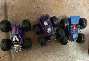 Avengers car toys for Sale in Spring Valley, CA