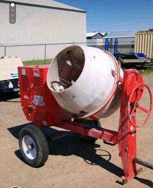 Multiquip concrete mixer for Sale in Chippewa Falls, WI