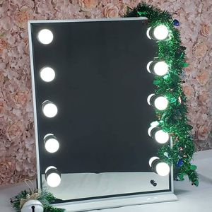 """💋💄💡26"""" x 20"""" Hollywood Style LED Vanity Mirror with Dimmable Light Bulbs for Makeup Vanity Table Set in Dressing Room💋💄💡 MULTIPLE COLORS AVAILABLE for Sale in Chino, CA"""