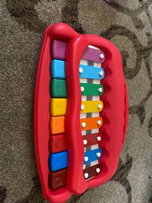 Baby toy xylophone for Sale in San Bernardino, CA
