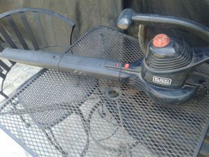 Black &decker/ vacuum/ mulcher/ blower for Sale in San Diego, CA