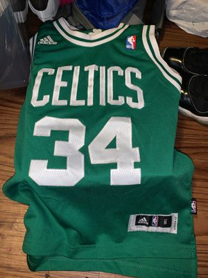 AUTHENTIC CELTICS JERSEY SIZE SMALL for Sale in Lynn, MA