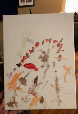 Kids Art Canvas - All proceeds go to College Fund! for Sale in Rancho Cordova, CA
