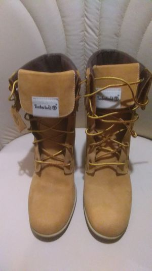 Timberland Dress boots brand new with box for Sale in Hampton, VA