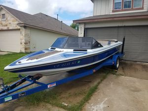 1989 ski sanger 2 owners clean title for Sale in Austin, TX