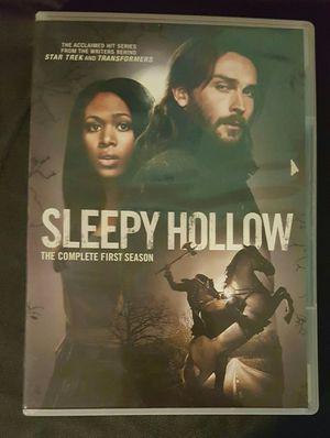 Sleepy Hollow Season One DVD Set for Sale in Hillsboro, MO
