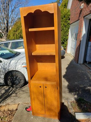 Display Unit with Storage for Sale in Duluth, GA